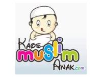 KaosMuslimAnak